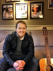 Shane McAnally will be co-president of Monument Records