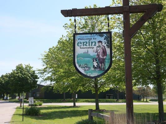 Town of Erin awaits U.S. Open