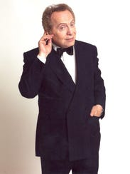 Jackie Mason brings the laughs to Tarrytown Music Hall.