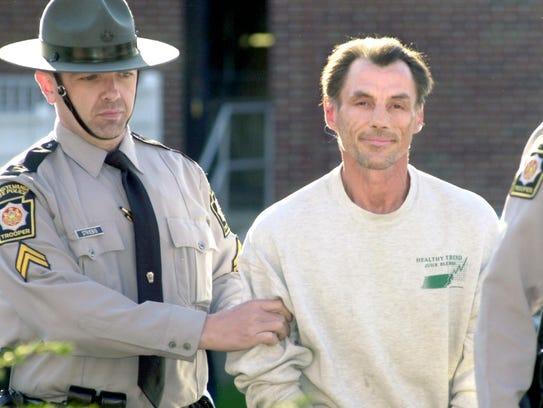 Arthur Messersmith was arraigned April 26, 2001, in