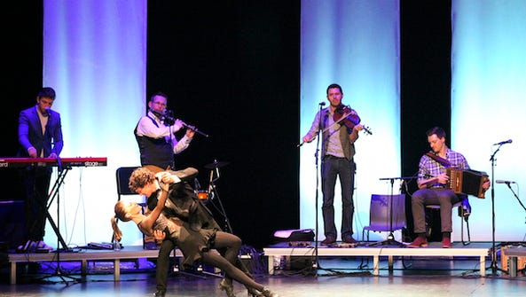 The Young Irelanders will perform in Jefferson on March