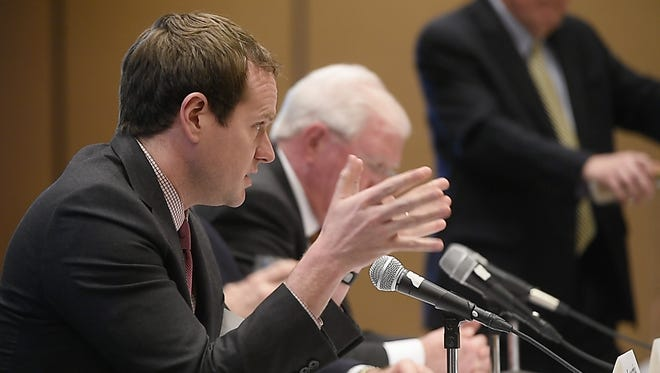 The Tennessee attorney general requested state Rep. Jeremy Durham hand over his state-issued iPad and other information, according to the Williamson Herald. Durham declined to speak with a Tennessean reporter Tuesday morning.
