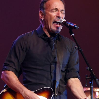 Bruce Springsteen and the E Street Band will perform Feb. 21 at the KFC Yum! Center.