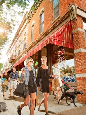 Check out some of the awesome Downtown Summer Sales going on this week at over 30 participating shops!