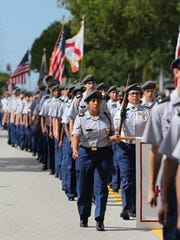 The annual Veterans Day Parade will take place on Nov. 11 in downtown Cape Coral.
