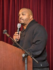 Bishop Chris Johnson, founder of Zion Christian Ministries