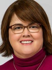 Nurse practitioner Peggy Budai
