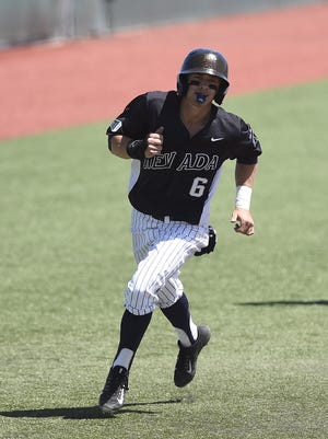 Nevada's TJ Friedl made USA Baseball's Collegiate National Team.