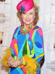 Cloris Leachman at the 41st Annie Awards in Hollywood.