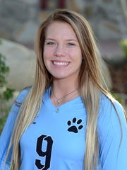 Buena's Kayla Rivera was named to the All-Channel League girls volleyball first team.