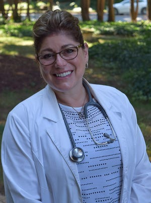 Kimberly A. Young is a family health nurse practitioner at Bancroft and Marcroft Medical Associates in Voorhees.