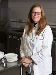 Lisa Breyfogle, a teacher at Cherokee Washington High School, was named the Iowa ProStart Educator of Excellence.