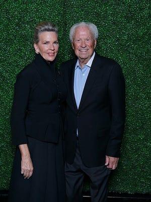Len and Rebecca Tweten