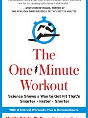 """""""The One-Minute Workout,"""" by Martin Gibala, PhD"""