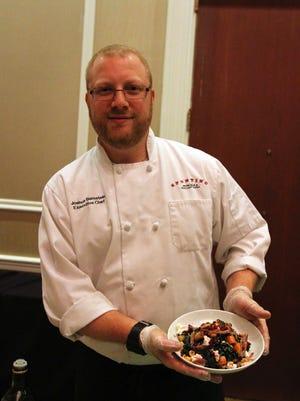 Chef Josh Bernstein.