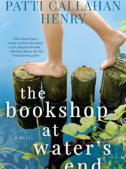 'The Bookshop at Water's End' by Patti Callahan Henry.