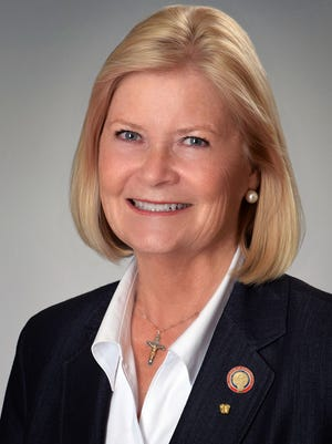 State Rep. Margy Conditt of Butler County