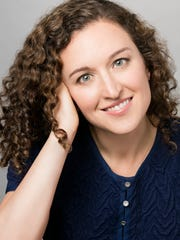 Author and physician Daniela Lamas.