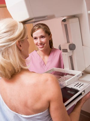 New cases of invasive breast cancer are being found sooner than ever thanks to advances in medical imaging.