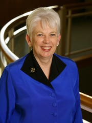 Carol Ann Mooney is president of St. Mary's College.