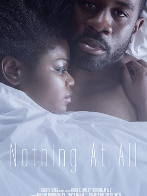 Film poster for the 2014 Top 20 film 'Nothing At All.'
