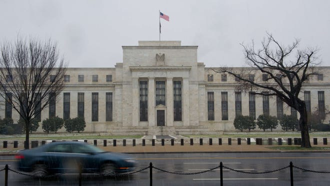 The Federal Reserve in Washington, D.C.