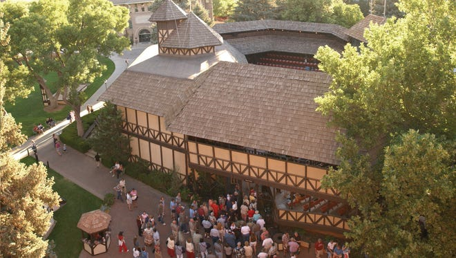 This is the last year the Utah Shakespeare Festival will use the iconic Adams Shakespearean Theatre on the campus of Southern Utah University in Cedar City.