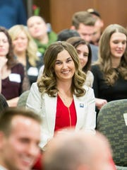 Maile Wilson meets with Emerging Leaders of Utah in