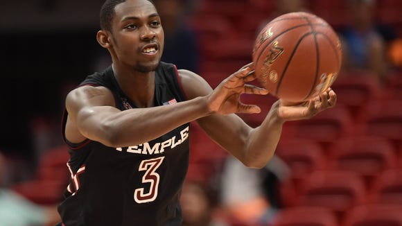 The Temple Owls will take on ECU at the Liacouras Center on Jan. 7.