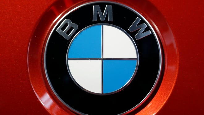 """FILE - This Tuesday, March 21, 2017, file photo shows the logo of German car manufacturer BMW on a BMW M6 Coupe car during the company's earnings news conference in Munich, Germany. Bill O'Reilly's top-rated Fox News show may be starting to feel a financial sting after allegations that he sexually harassed several women. BMW said Tuesday, April 4, 2017, that they are joining the other advertisers that are pulling their ads from """"The O'Reilly Factor."""" (AP Photo/Matthias Schrader, File)"""