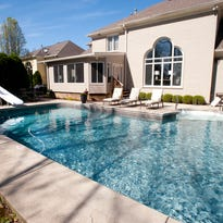 This Prospect home does summer the right way with the perfect pool