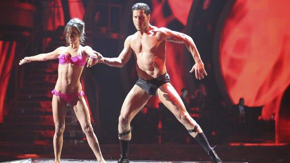 Camila cabello sexy dancing body rock live - 1 part 9