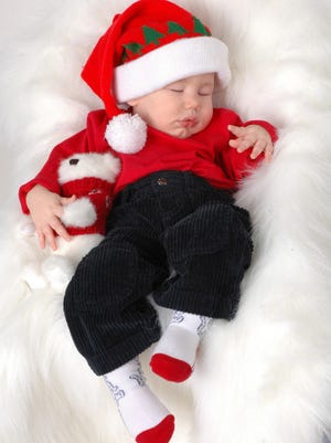 Make life easier for baby's first Christmas and simplify.
