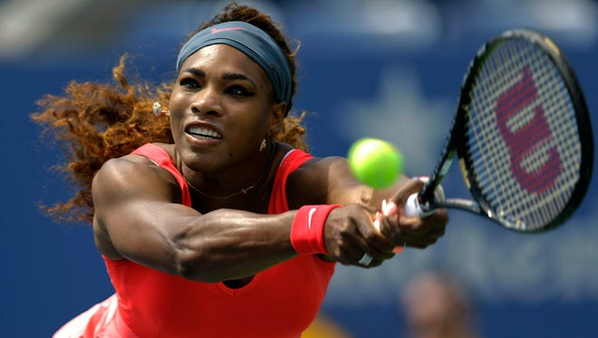 Serena Williams went 78-4 this season with 11 titles.