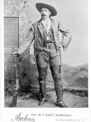 The life and legacy of Buffalo Bill Cody will be explored during a presentation Saturday at the Farmington Museum at Gateway Park.
