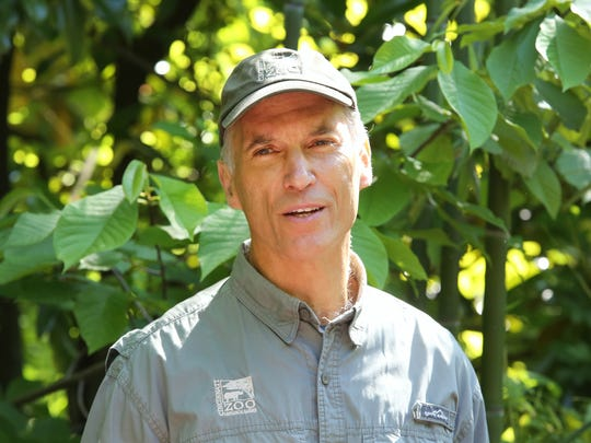 Thane Maynard, director of the Cincinnati Zoo and Botanical