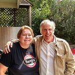 Henry Winkler grabs lunch at Benji's in Shorewood