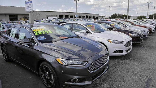 The ongoing pandemic hasn't been kind to retailers or the hospitality industry; but when it comes to used cars, business is booming.