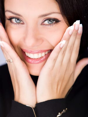 Take care of your skin using the right skincare products.