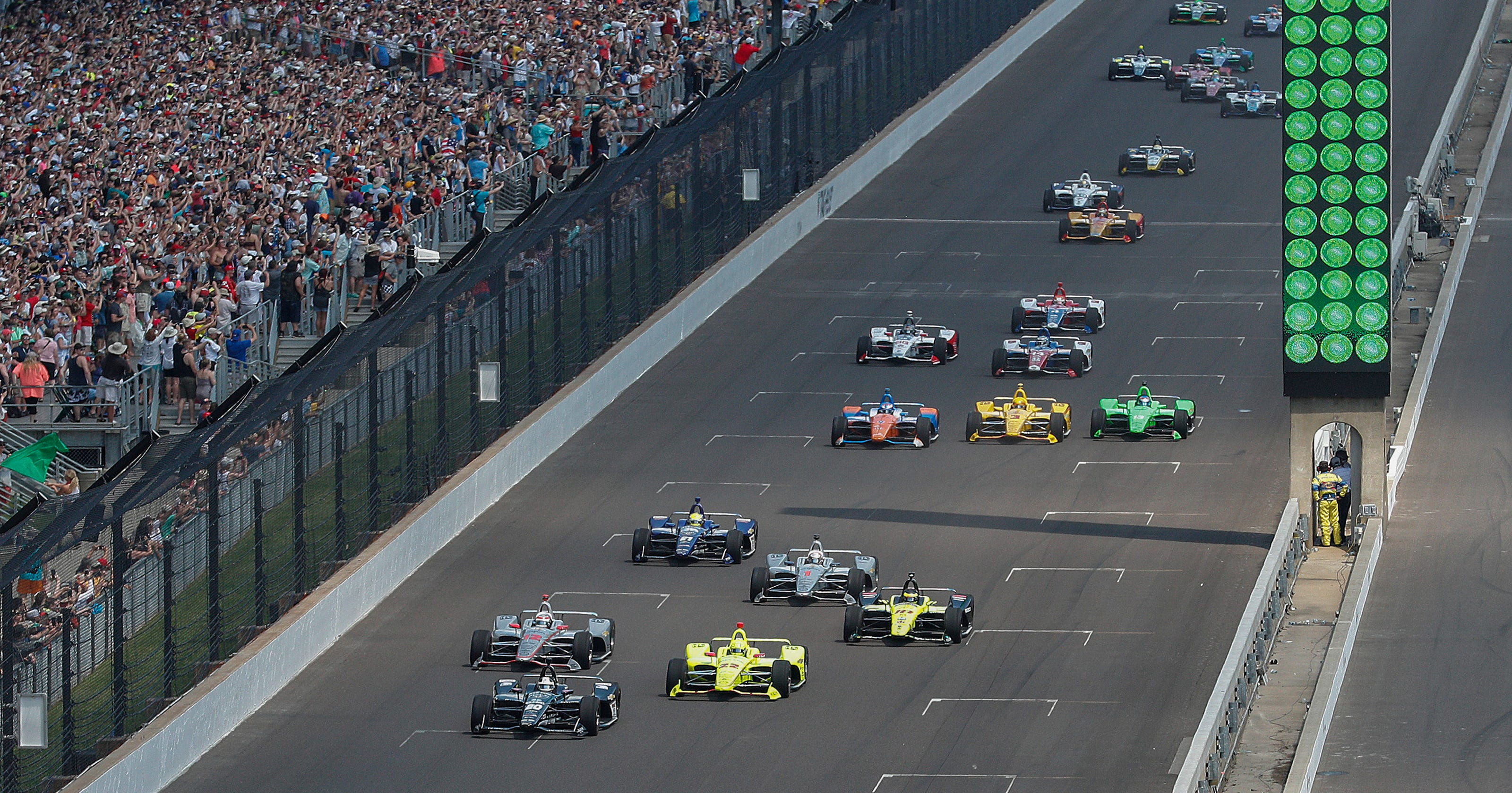 Indy 500 schedule: What is the start time for Indy 500 and more