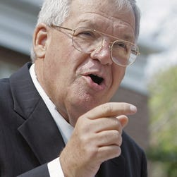 Photos: Former speaker Dennis Hastert's congressional career