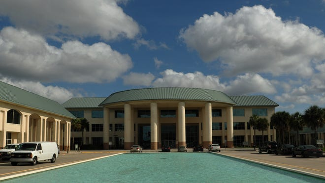The Viera Government Center.