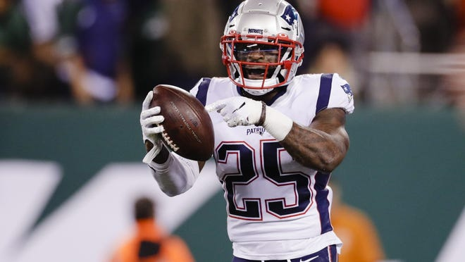 New England defensive back Terrence Brooks is using how last season ended as motivation.