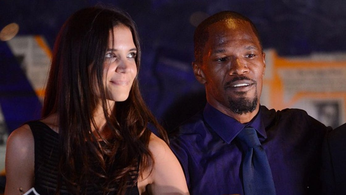 who will katie holmes dating now Jamie foxx and katie holmes have been secretly dating for over a year find out what wendy thinks about hollywood's newest couple jamie foxx and katie holme.