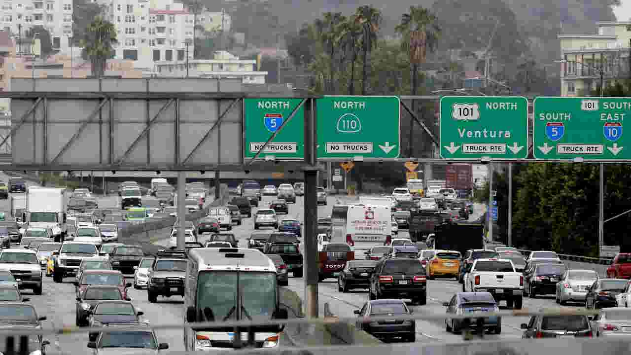 Which U S  cities have the worst traffic?