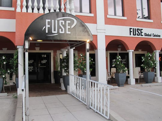 Fuse Global Cuisine recently grew into adjoining space in Plaza Walk at 2500 U.S. 41 and plans to expand its dinner-only service with a casual barbecue lunch menu starting next month.