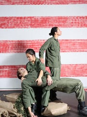 """""""A Piece of My Heart"""" by Shirley Lauro is a collection of Vietnam war storiesproduced by Riverwalk, opening Oct. 24."""