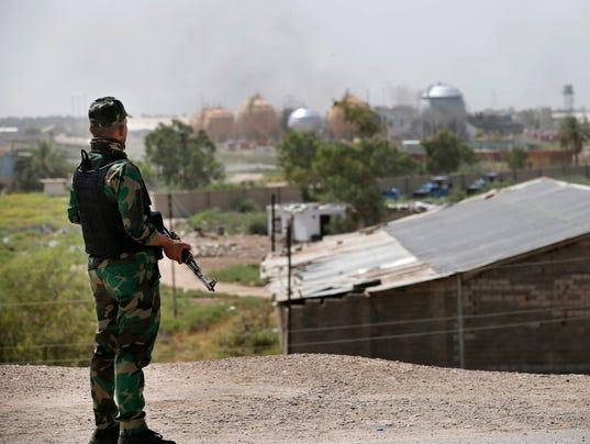 AP MIDEAST IRAQ ISLAMIC STATE I IRQ