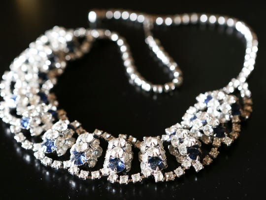 Favorite things from Stylemaker Maggie Lanham.  Rhinestone
