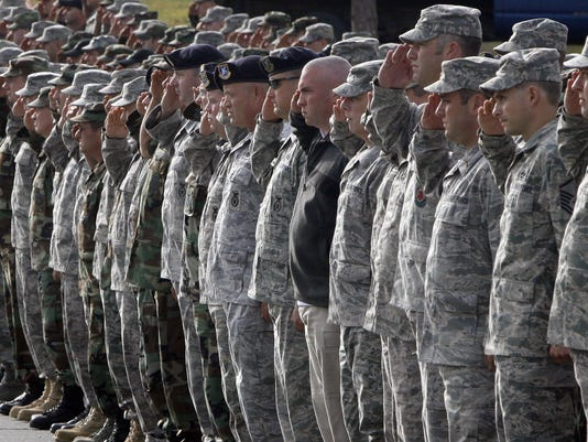 Helping veterans